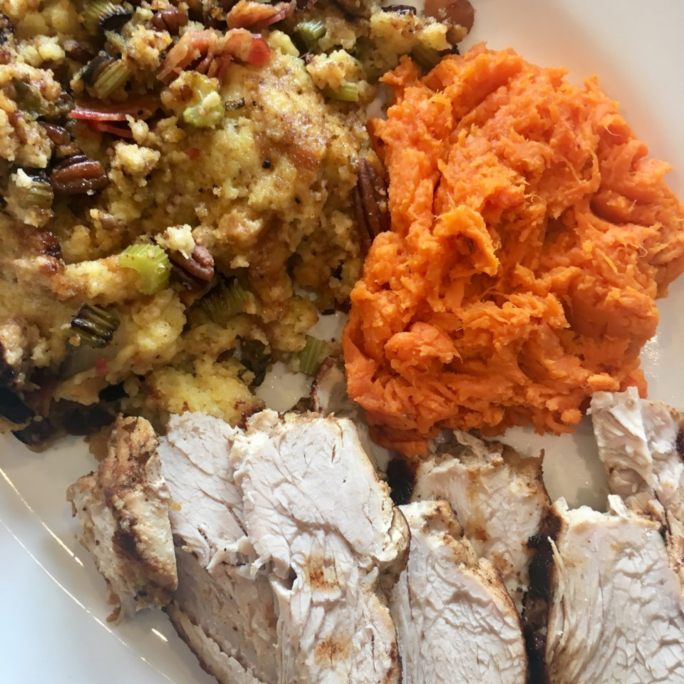 Instant Pot® Thanksgiving Dinner