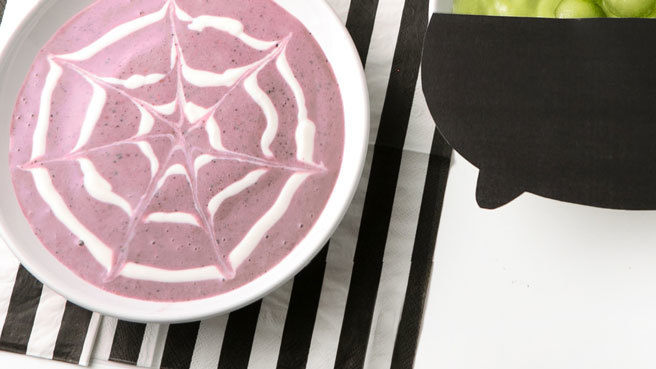 Spiderweb Smoothie Bowl Trusted Brands