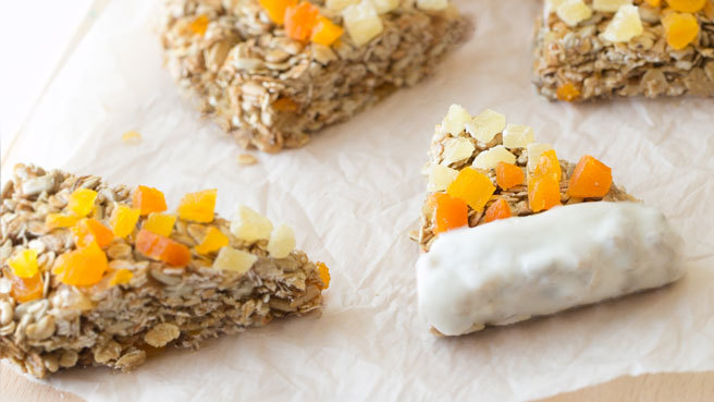 Candy Corn Granola Bars Trusted Brands