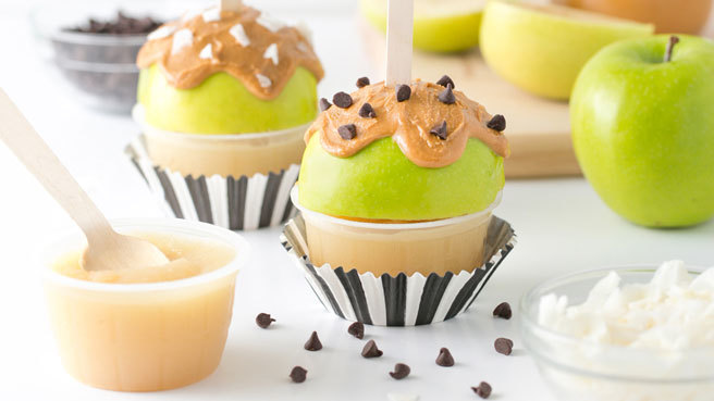 Peanut Butter  Candy  Apples Trusted Brands