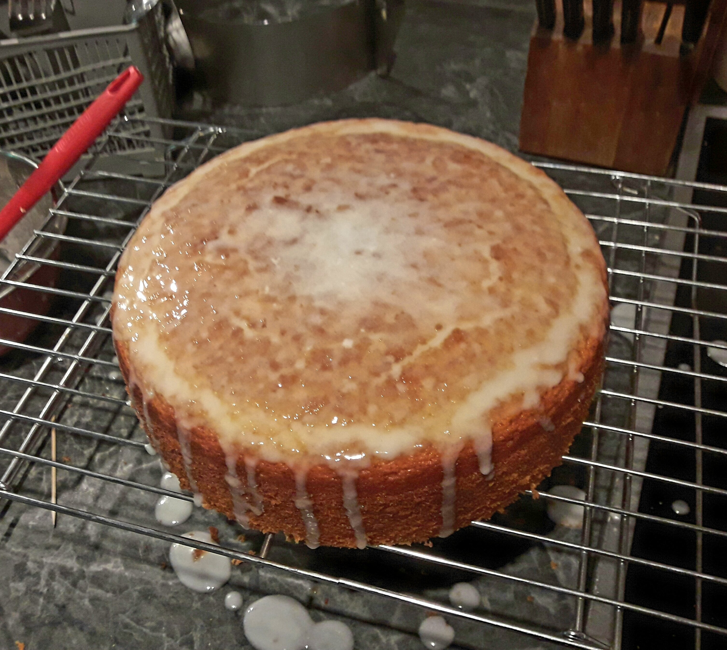 Refreshing Limoncello Cake FilmCricket