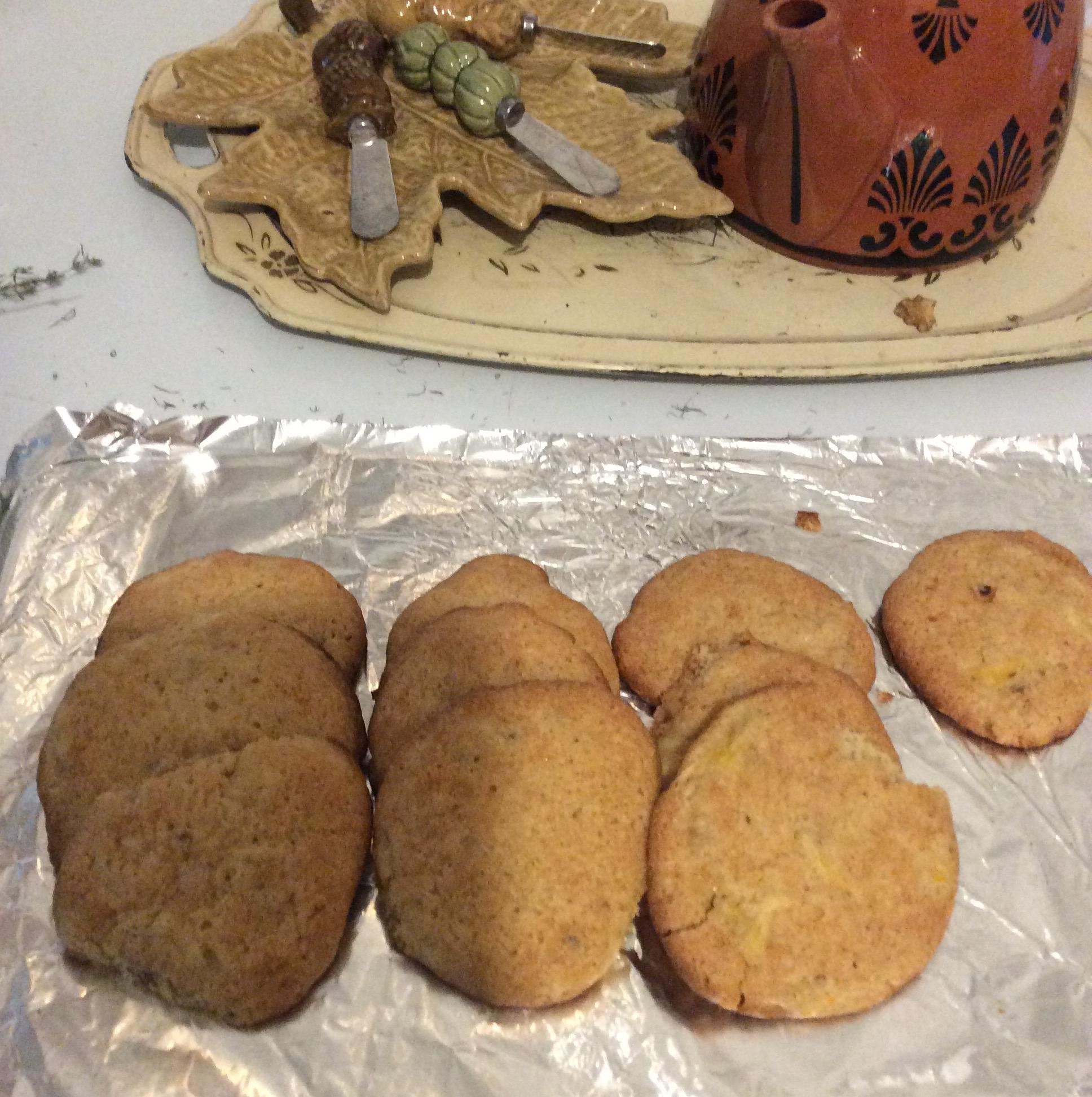 Pineapple Cookies III