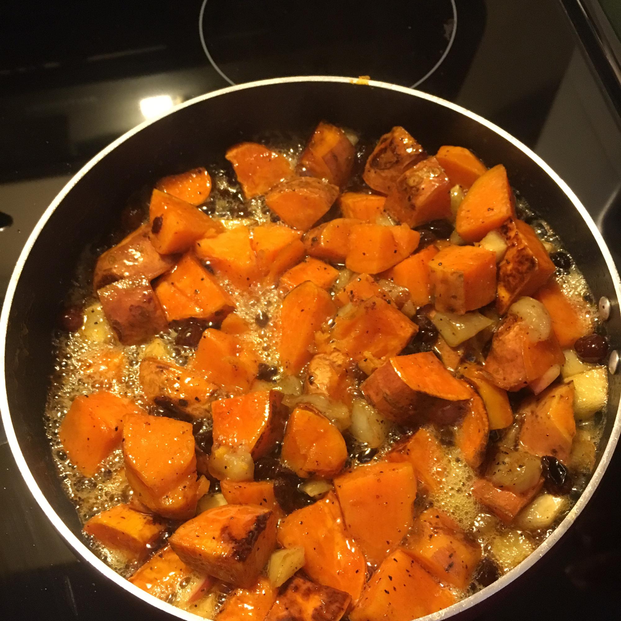 Sweet Potatoes Shannon