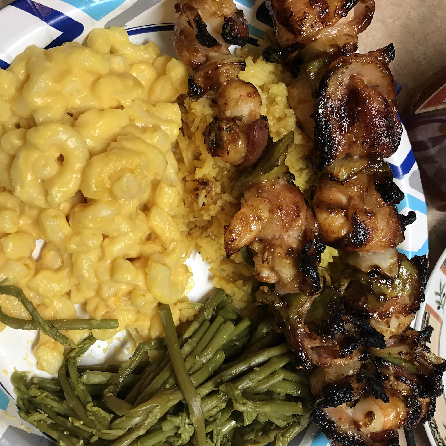 Bacon Wrapped Barbeque Shrimp Carrie Myers Stinchcomb