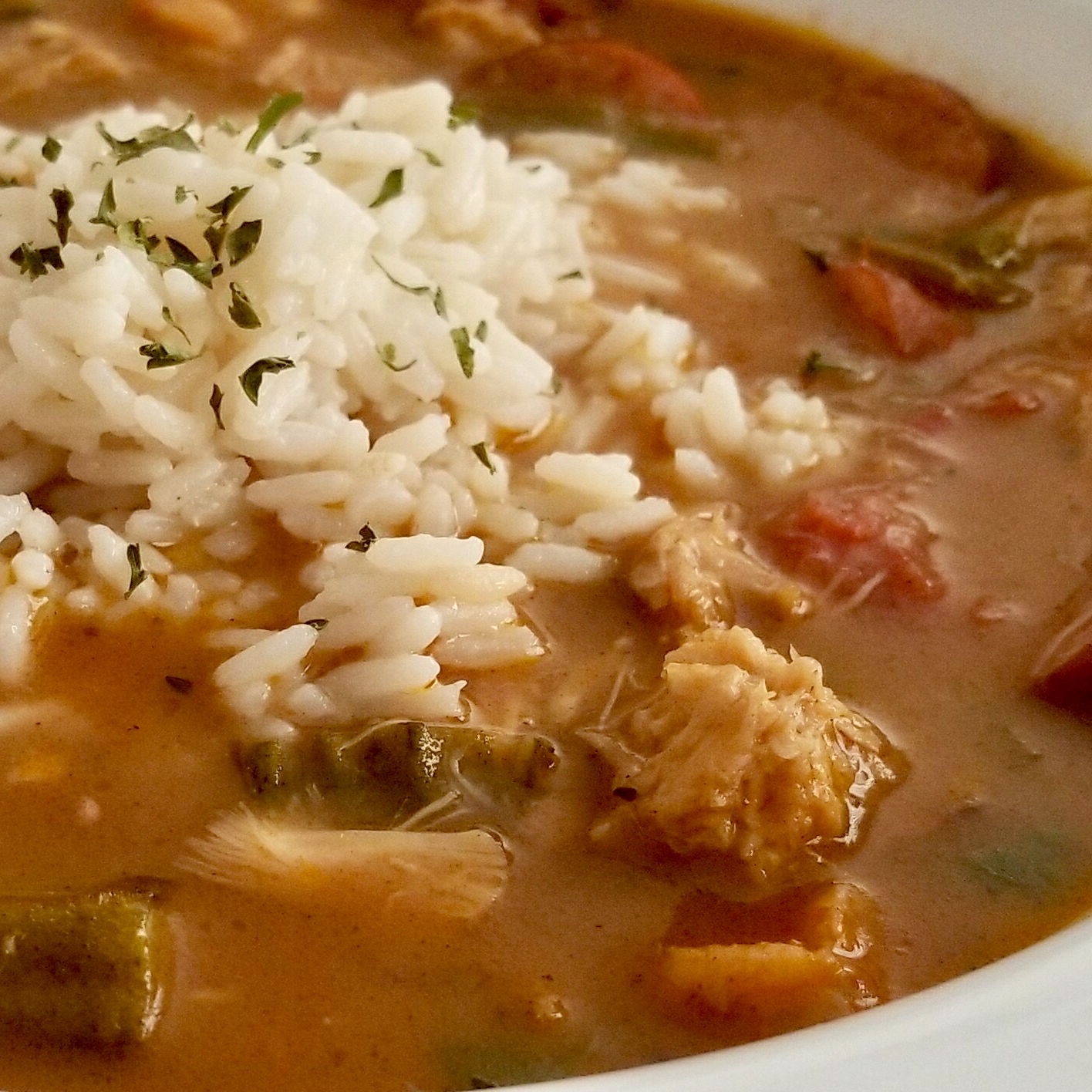 Good New Orleans Creole Gumbo dailyrecipedoctor