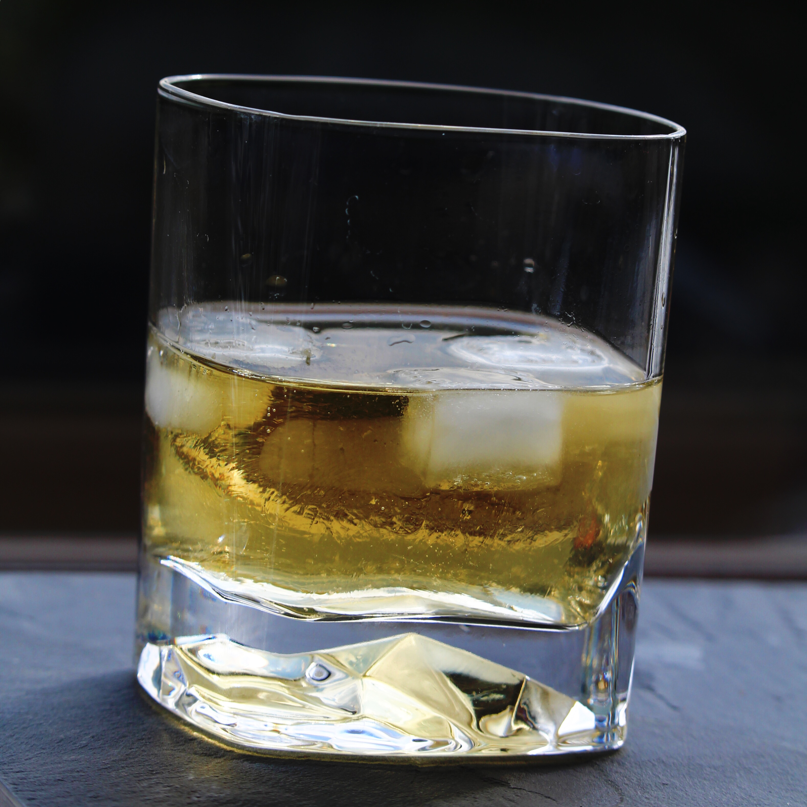 Whiskey Ginger Cocktail