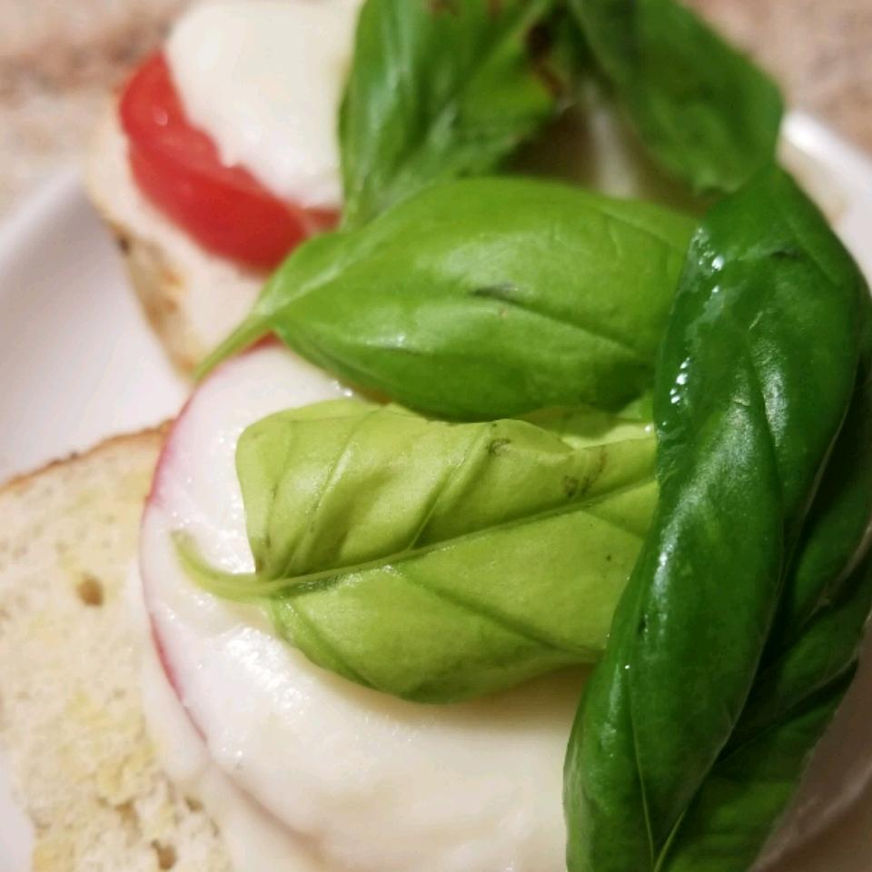 Baked Caprese Salad