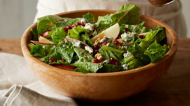 Balsamic Berry Vinaigrette Winter Salad Trusted Brands