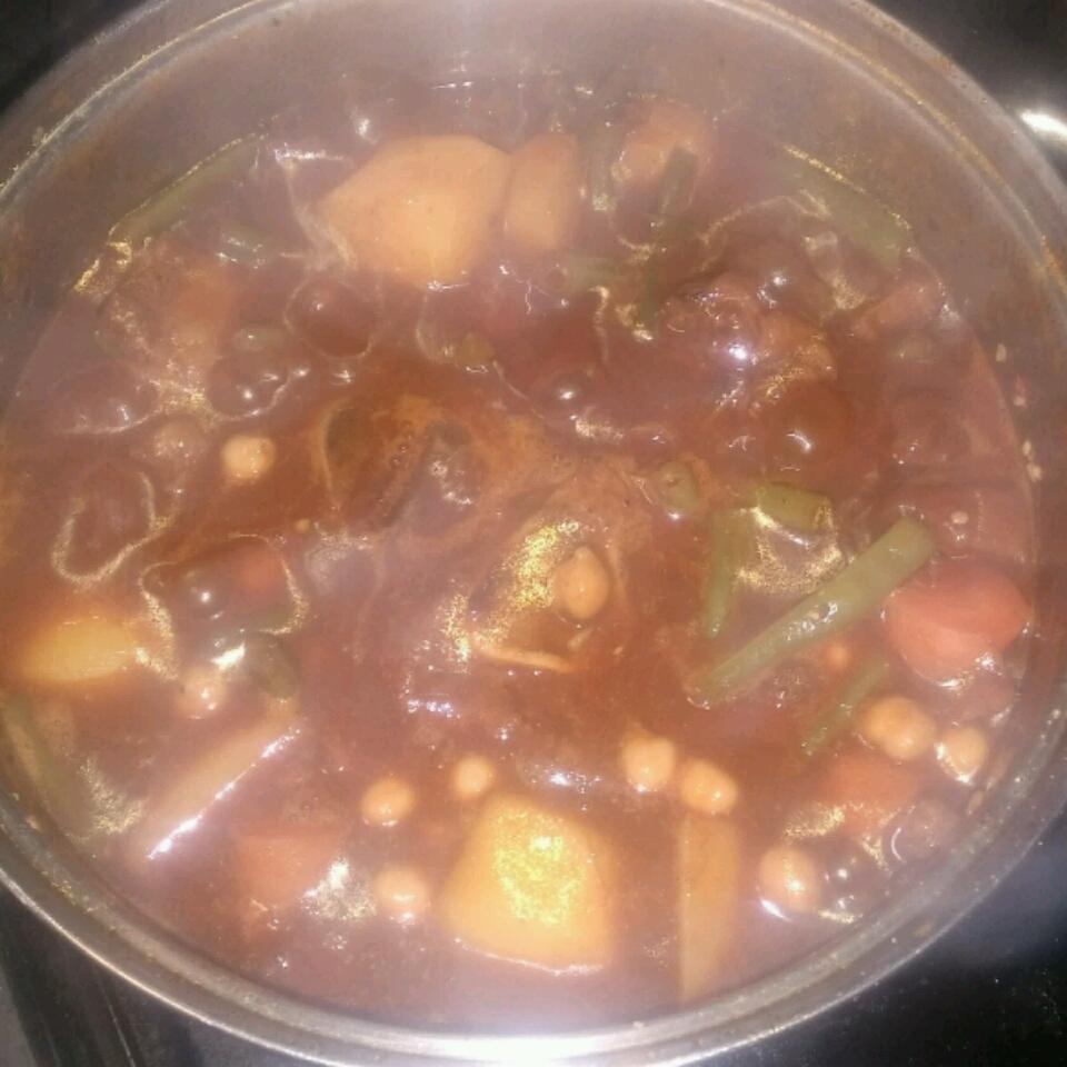 Fasolia (Green Bean Stew)