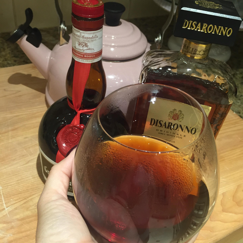 Blueberry Tea Cocktail Lisa Carrino Benic