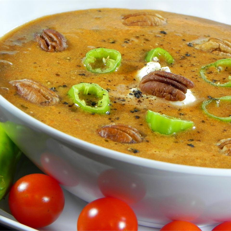 Spicy Pecan Soup Soup Loving Nicole