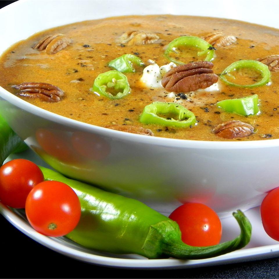Spicy Pecan Soup ArtistColumbus