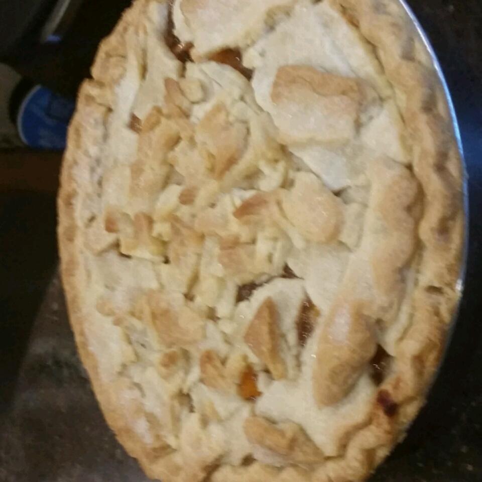 Honey Peach Pie Baking Dora
