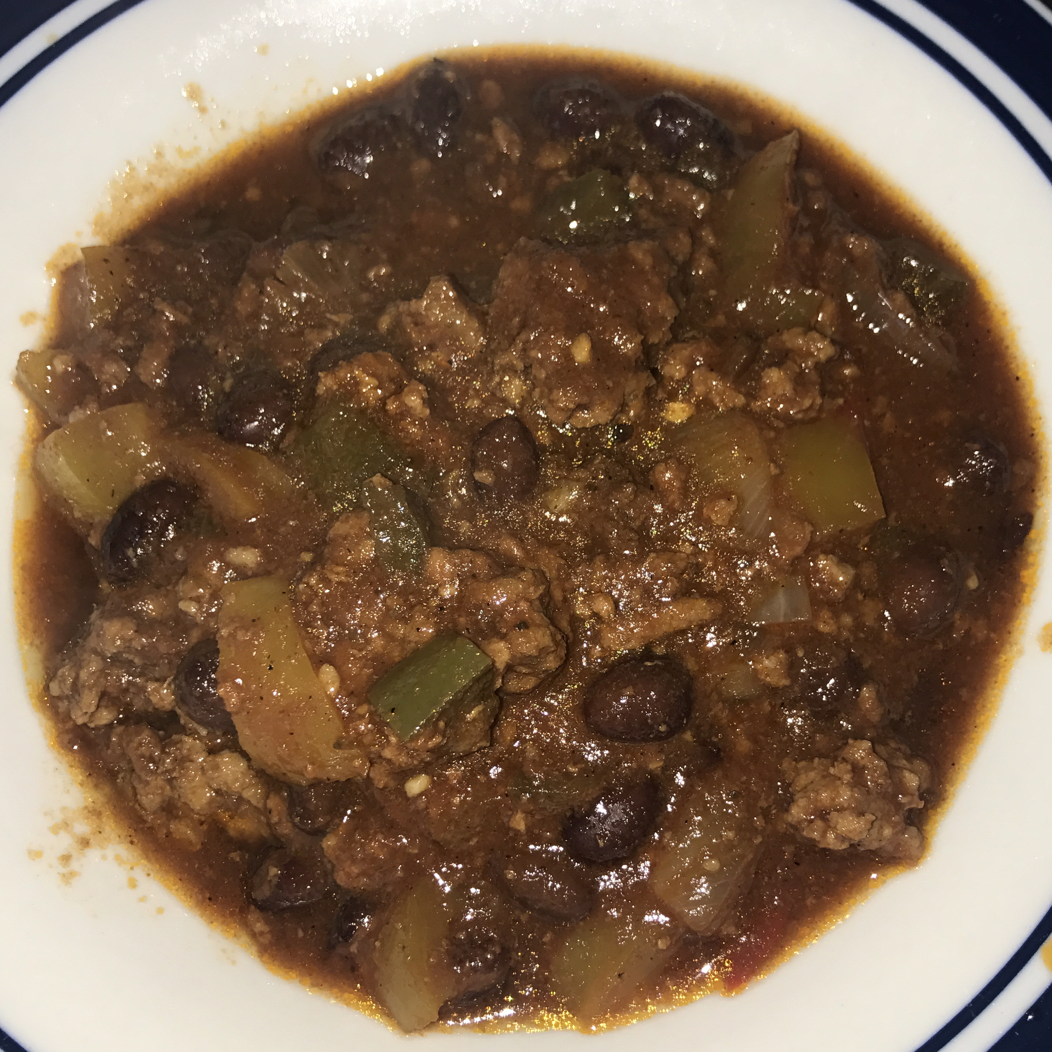 Christina's Slow Cooker Chili Tina Dalie
