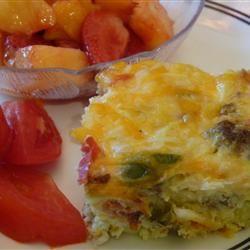 Amish Breakfast Casserole Leigh Ann Rowan Kiraly