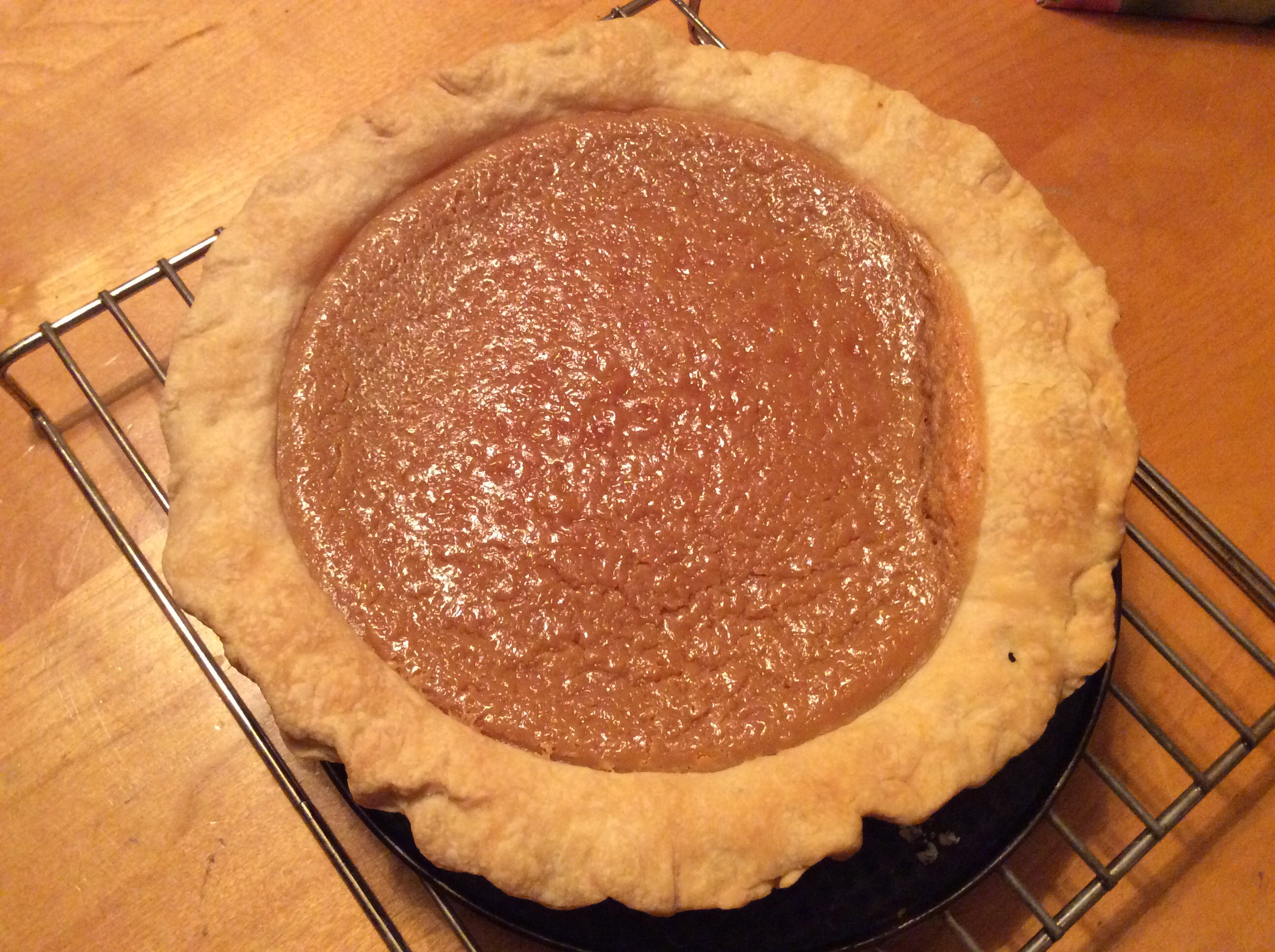 Brown Sugar Pie I Susie Déry