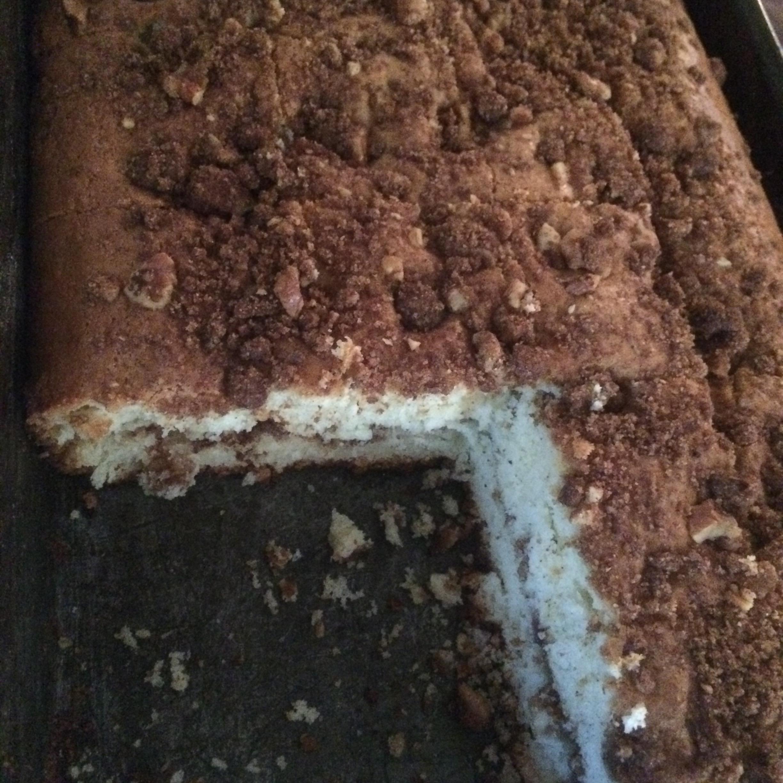 Shari's Streusel Coffee Cake