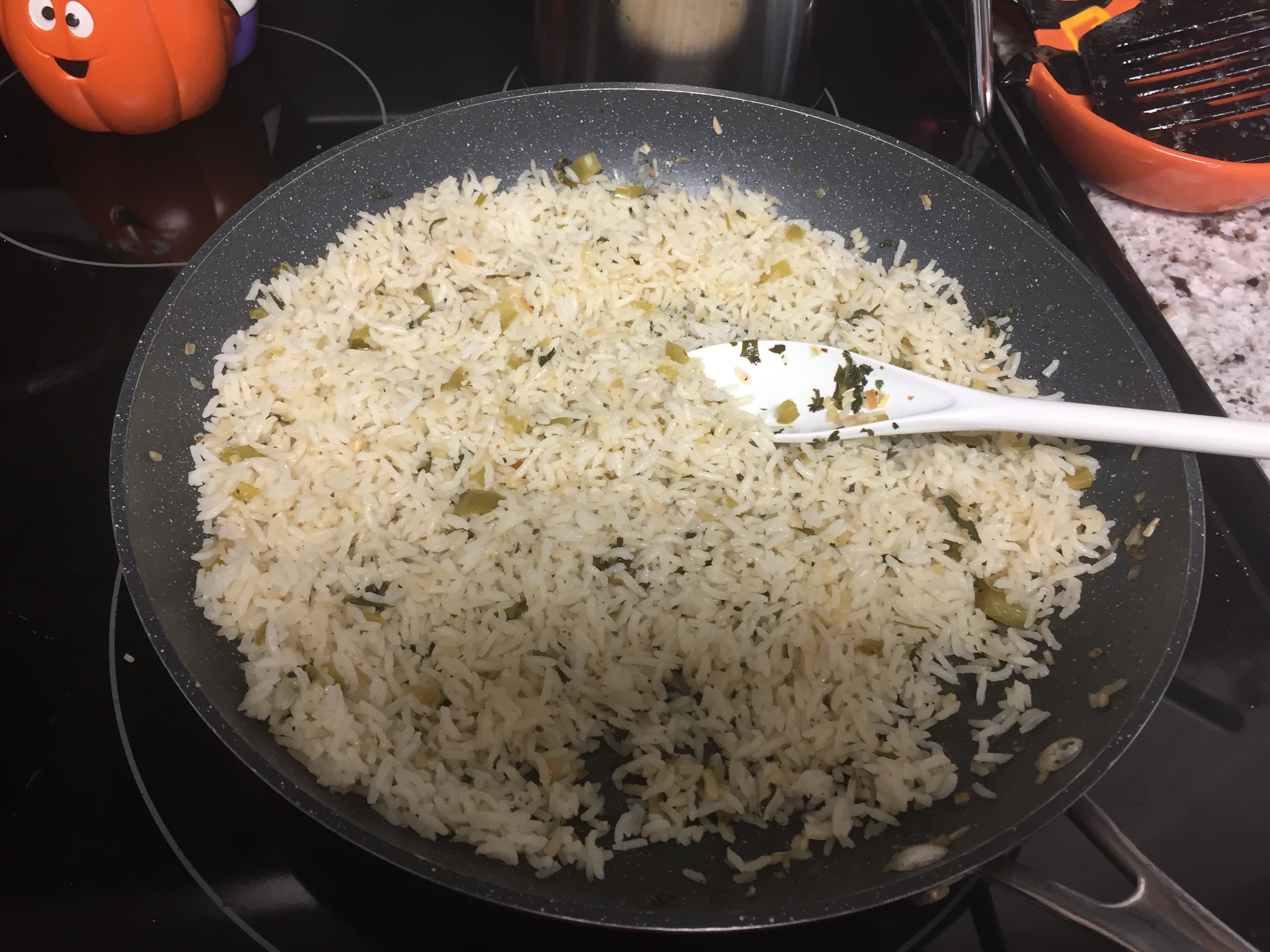 Brazilian Rice Jeanie