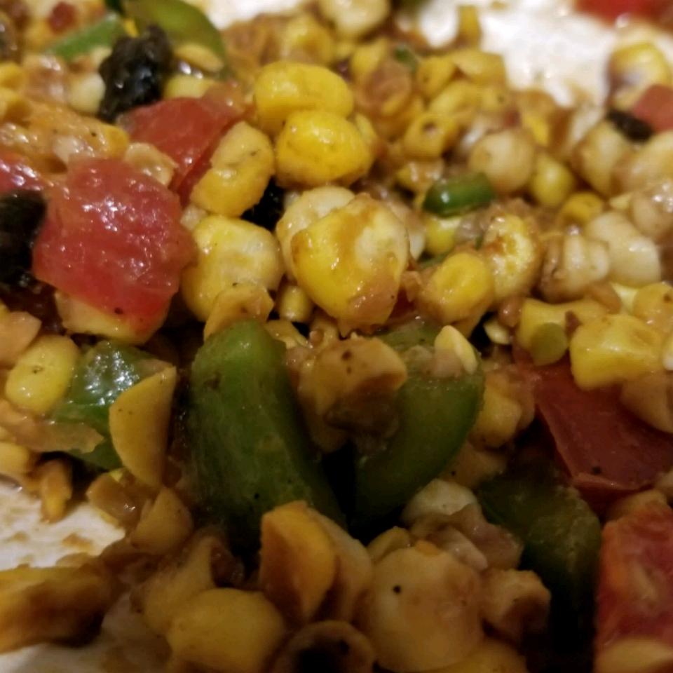 Corn Off the Cob Salad Essie Camden