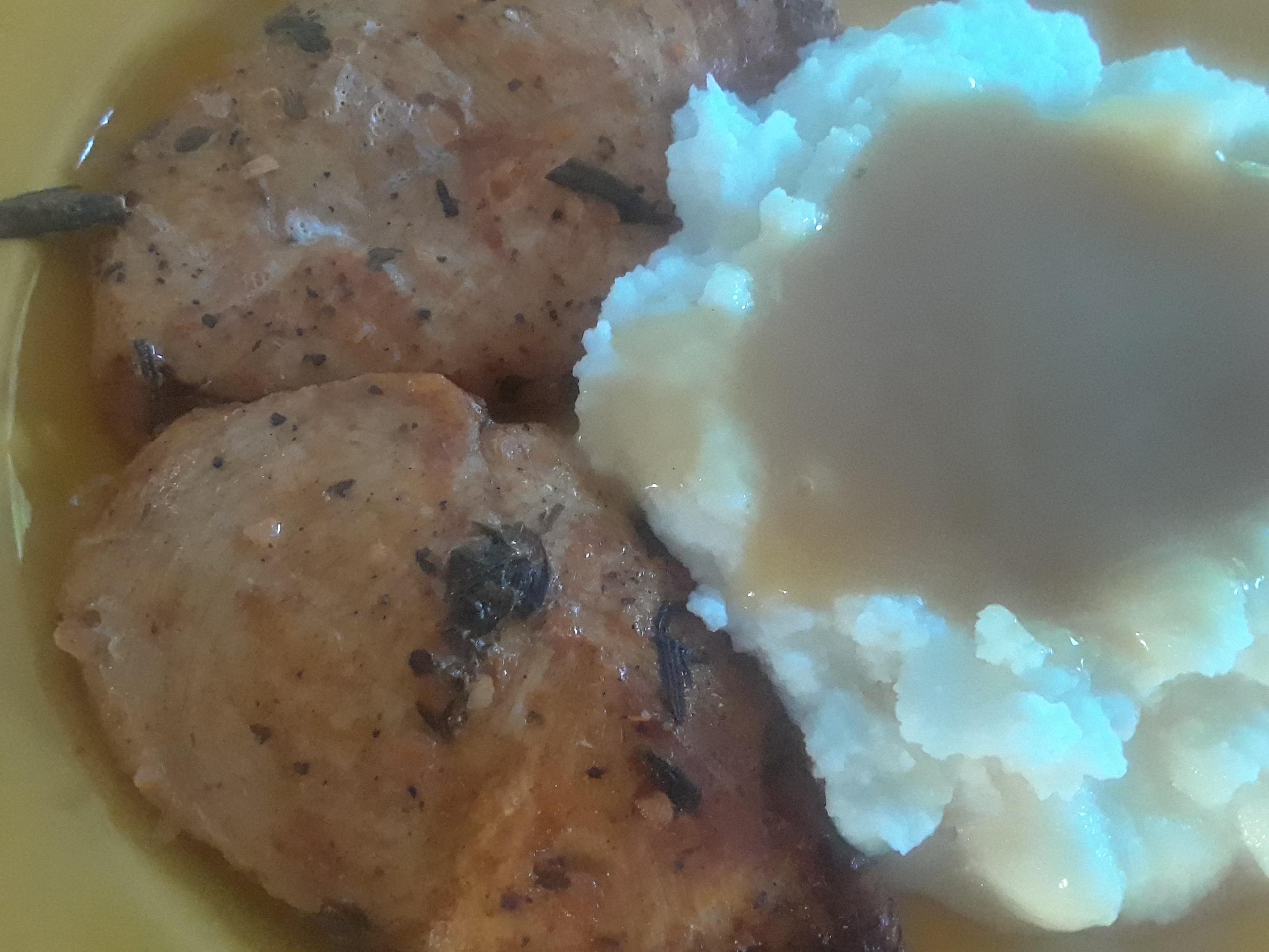 Roasted Mediterranean Chicken Britt James Fellner