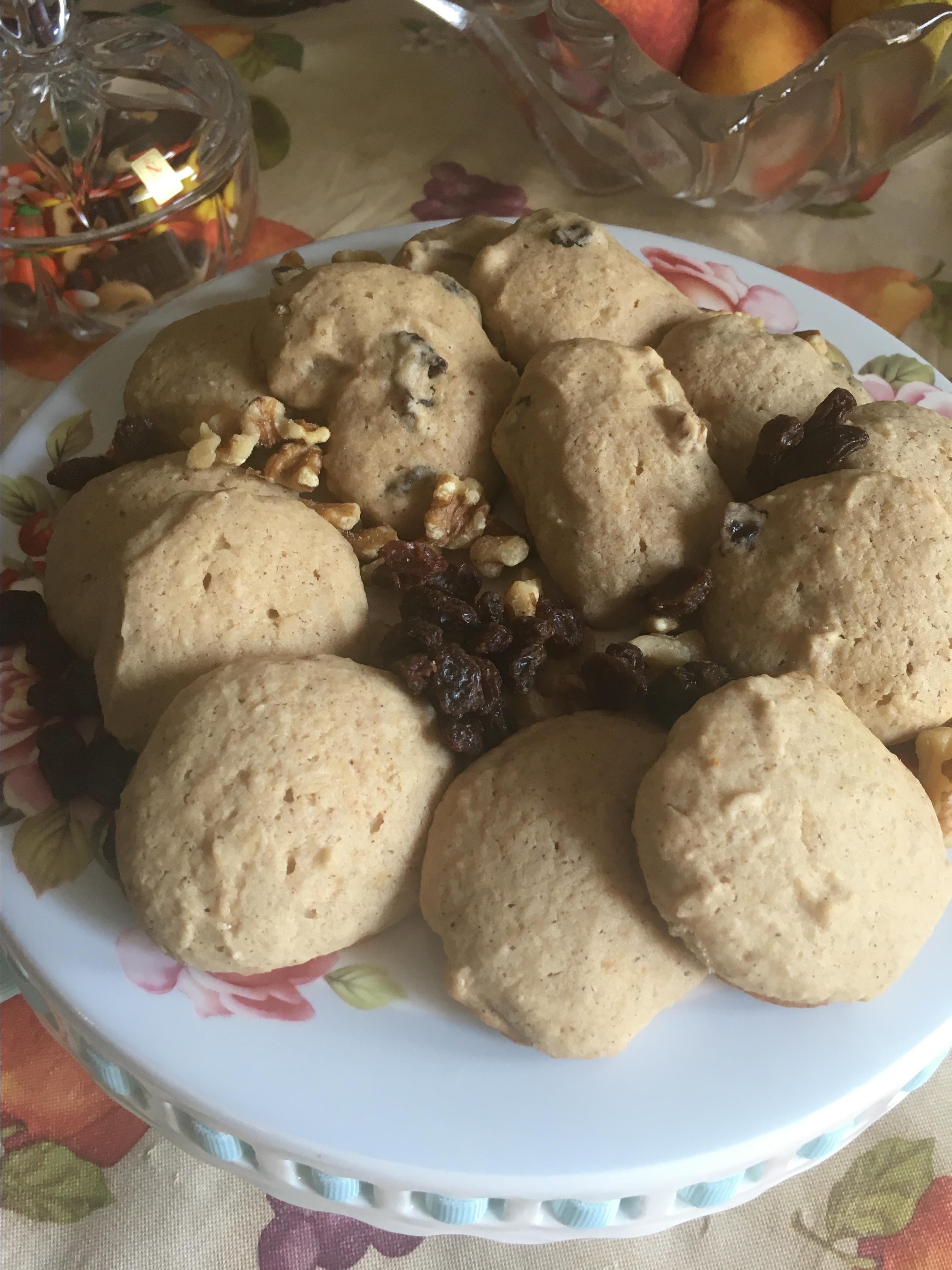 Applesauce Cookies II Faith