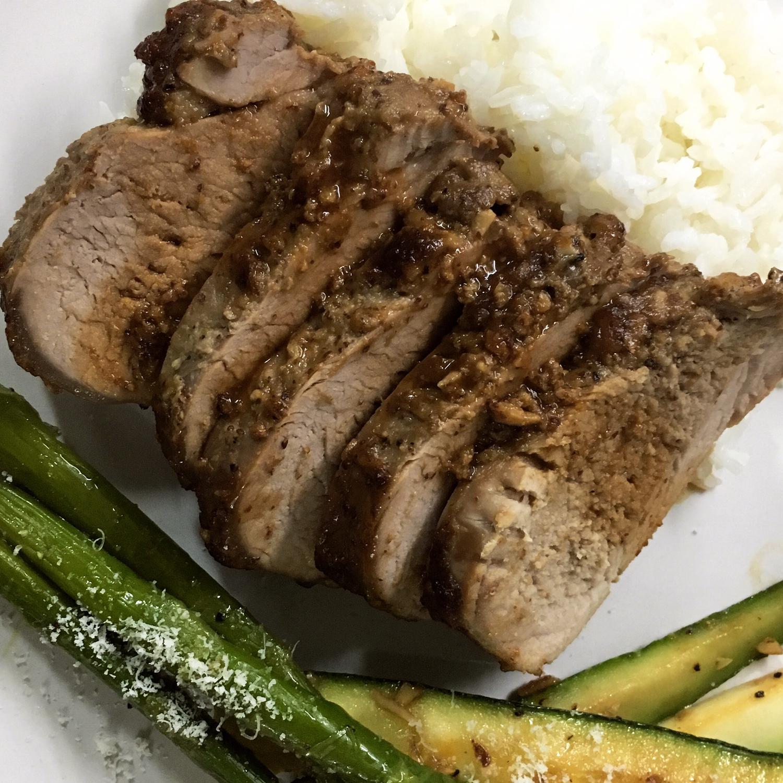 Easy Marinated Pork Tenderloin itzerica