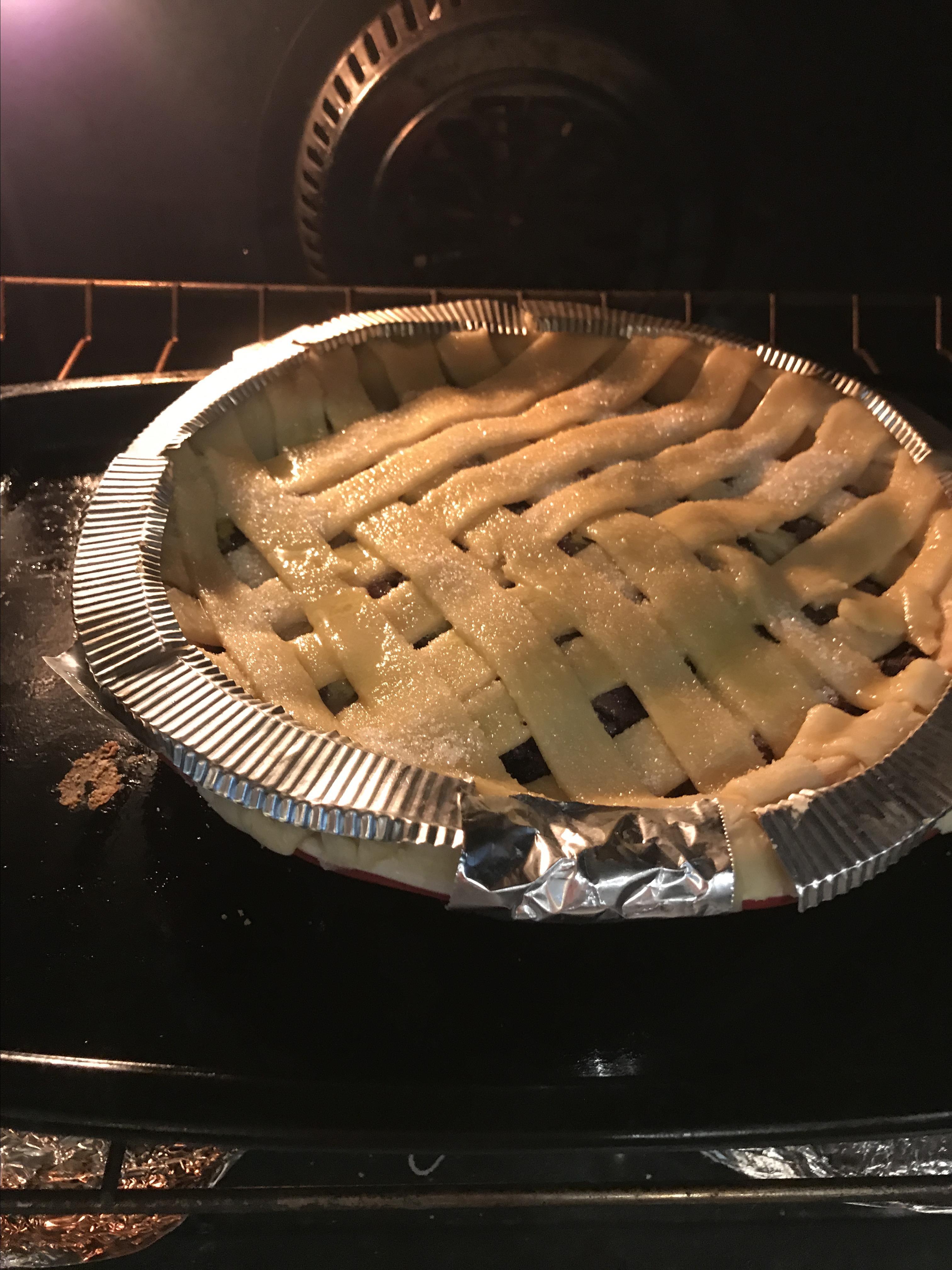 Huckleberry Pie Erin Honeycutt