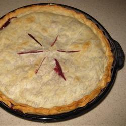 Deluxe Blackberry Pie bakeaholic
