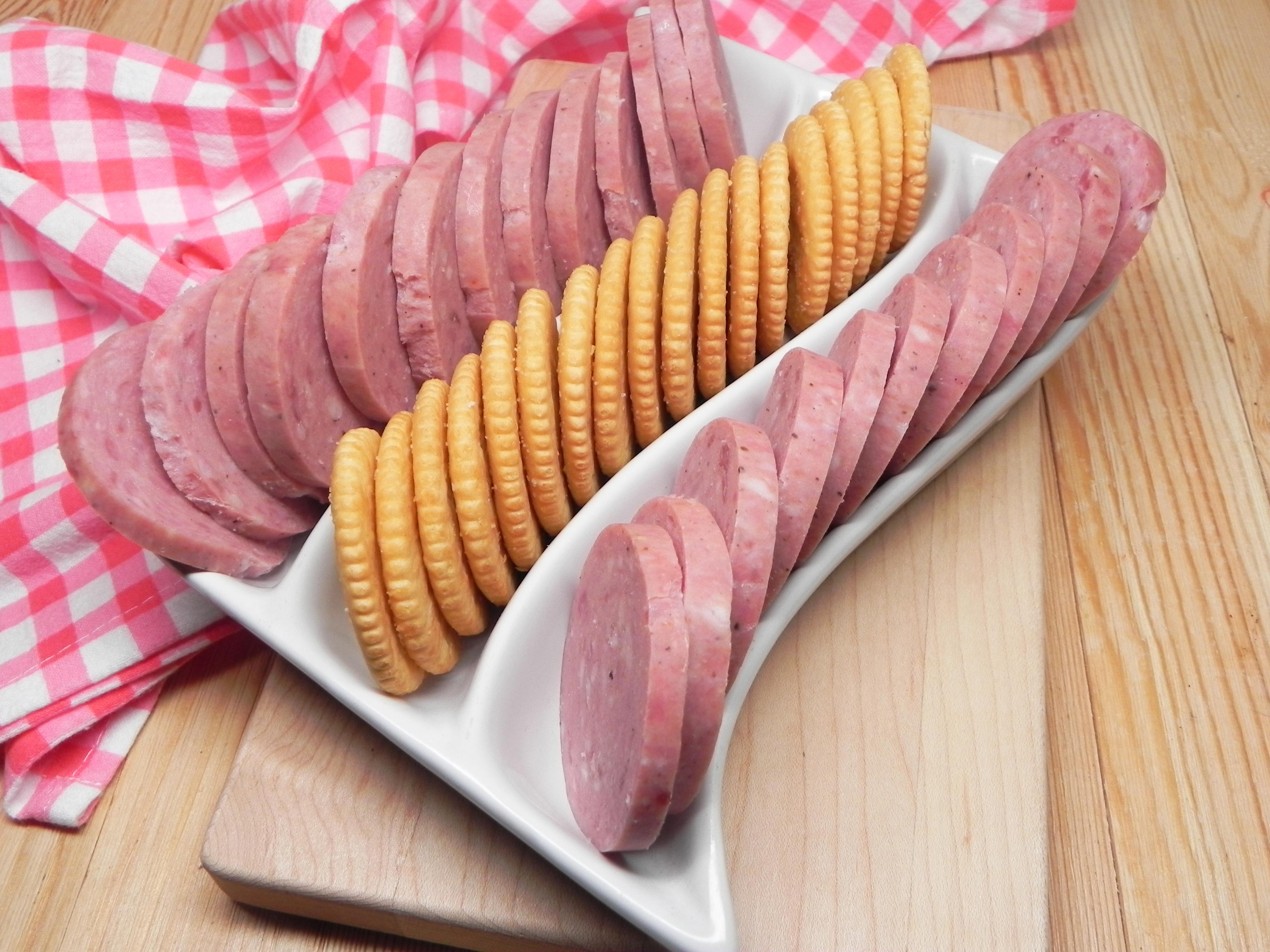Picnic Sausage ED PARKER