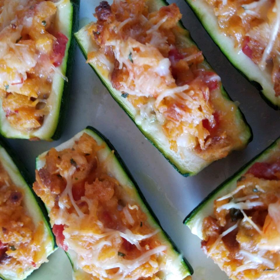 Stuffed Zucchini I Destin-Lisa Ocheltree
