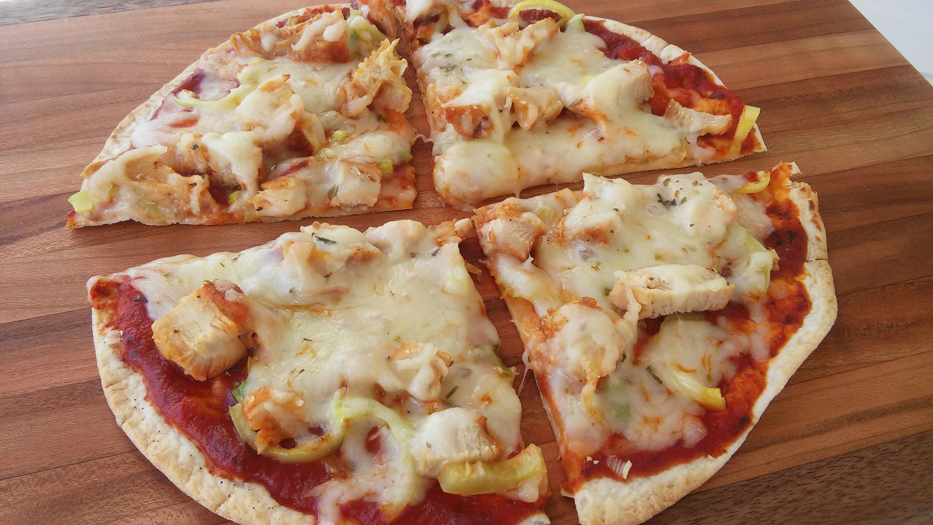 Easy Tortilla Pizza Recipe Allrecipes