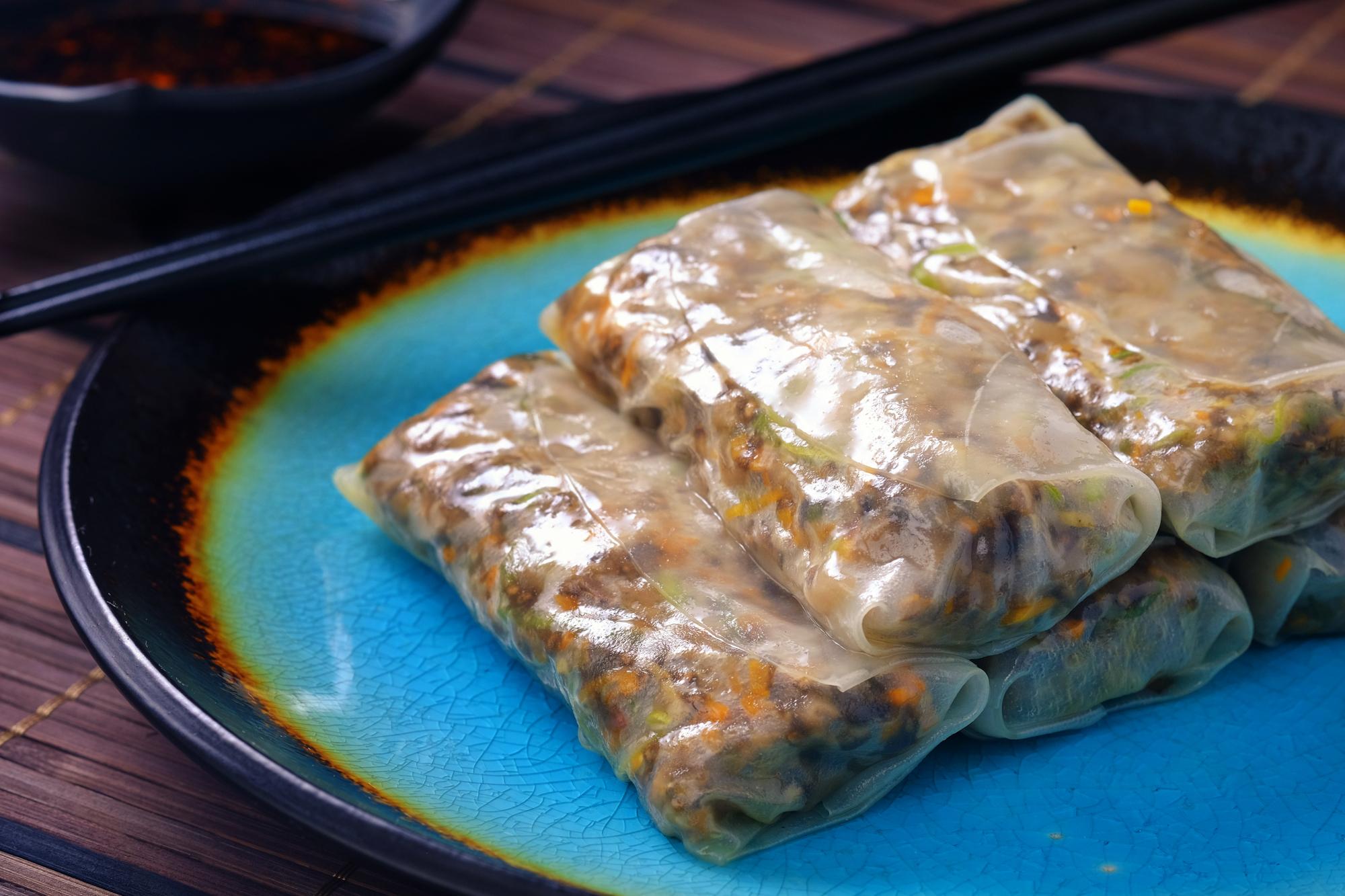 Vegan Gluten-Free Dumplings