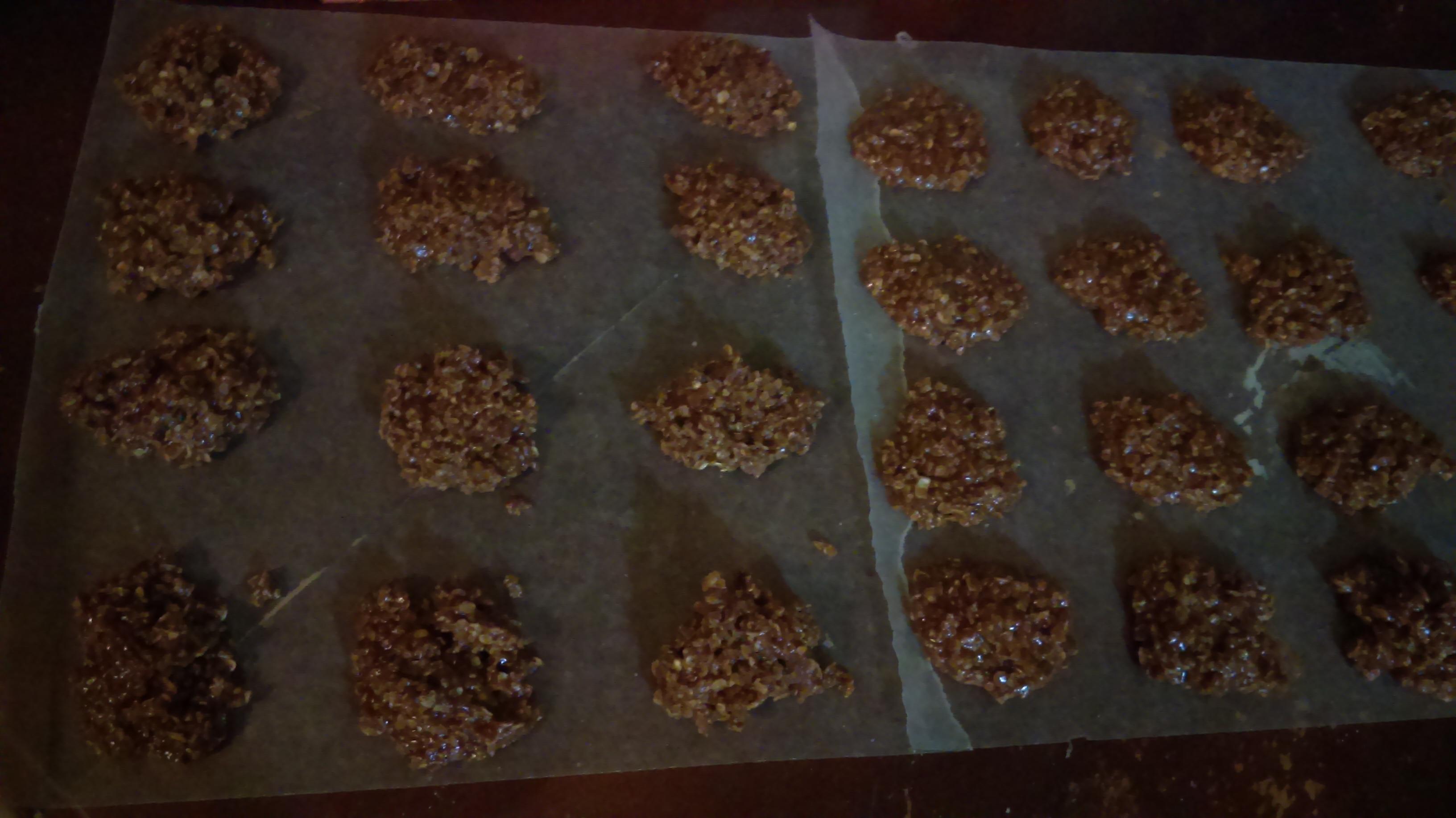 No Bake Cookies VI