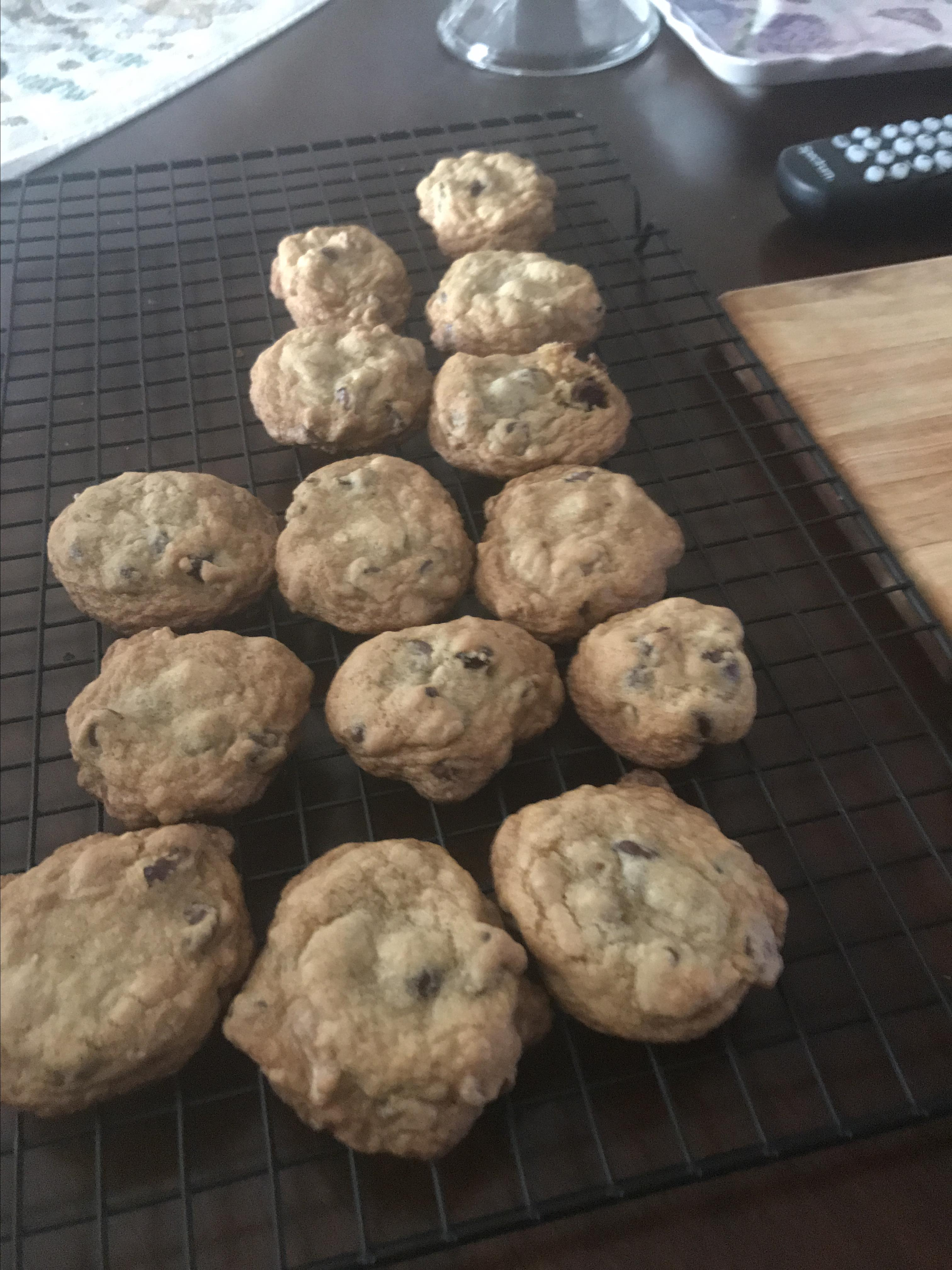 Original Nestle® Toll House Chocolate Chip Cookies Sue Martinez