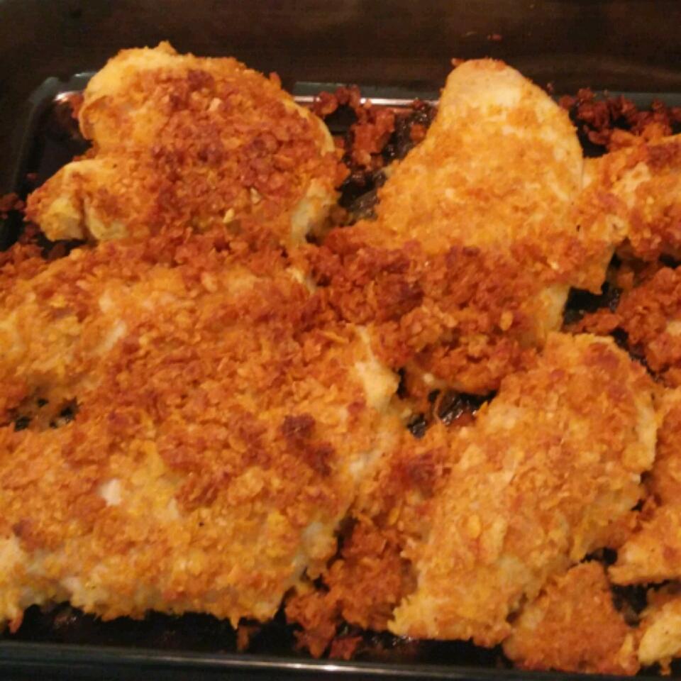 Better Cheddar Chicken Lorenzo Soto