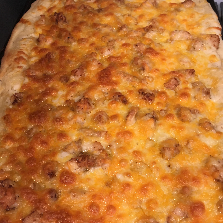 Rye Pizza Dough Josey DeAnda