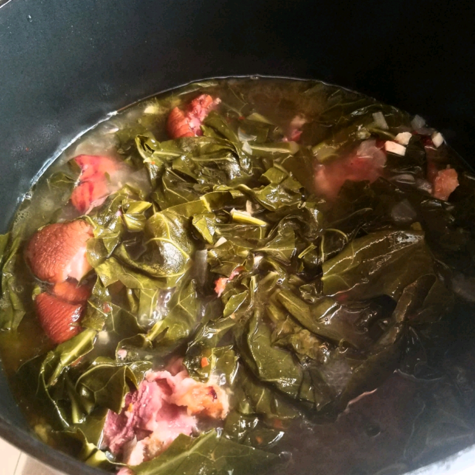 Big B's Collard Greens