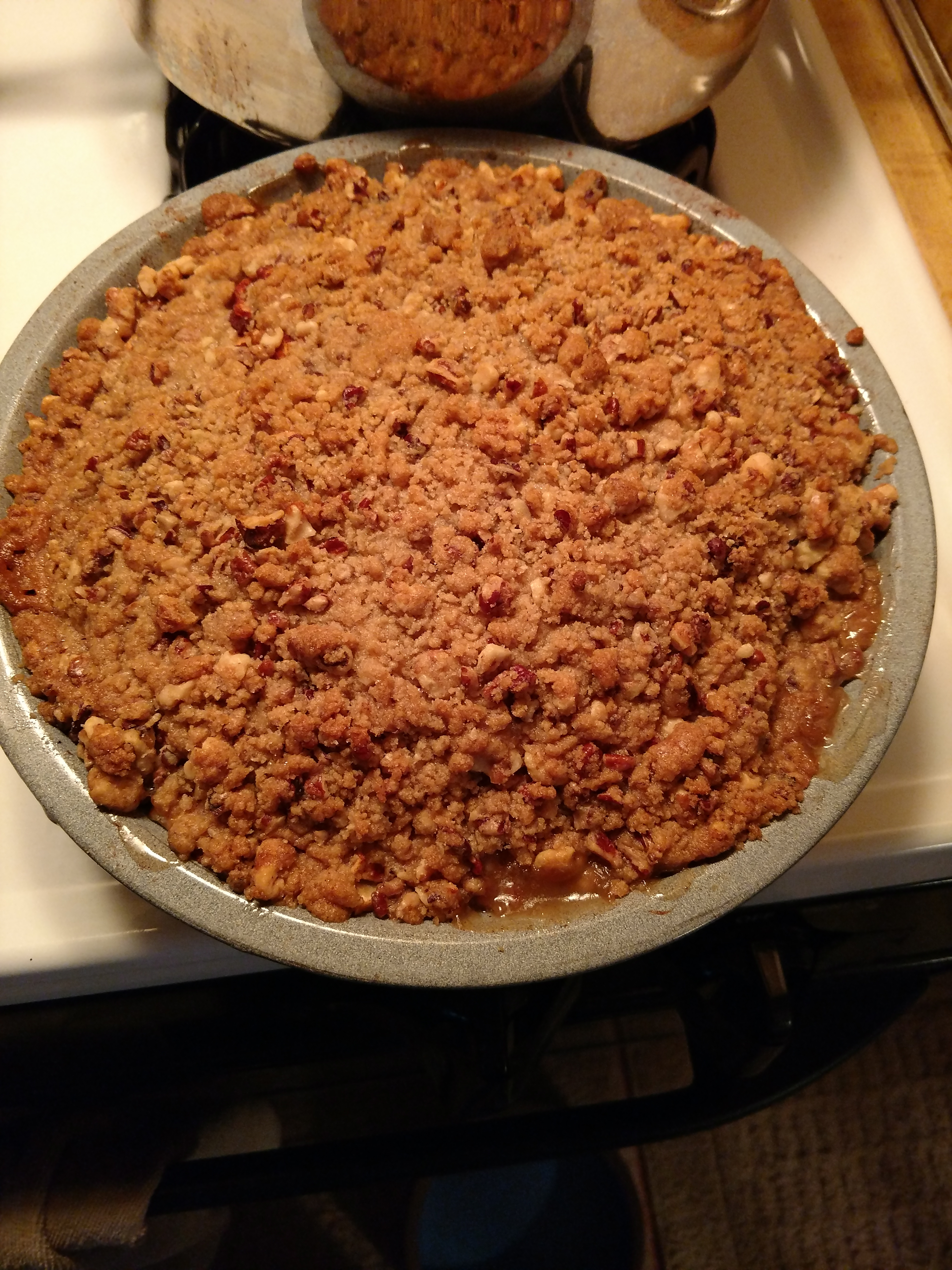 Apple Crisp Laura
