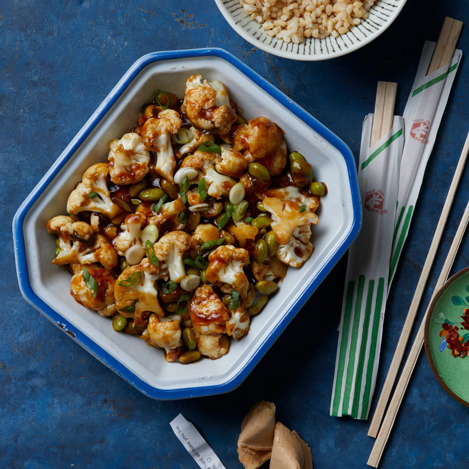 General Tso's Cauliflower Trusted Brands