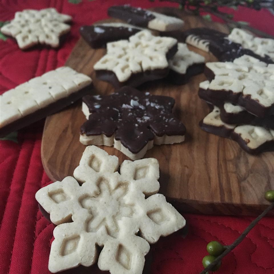 Cassava Flour Holiday Shortbread Cookies AllrecipesPhoto