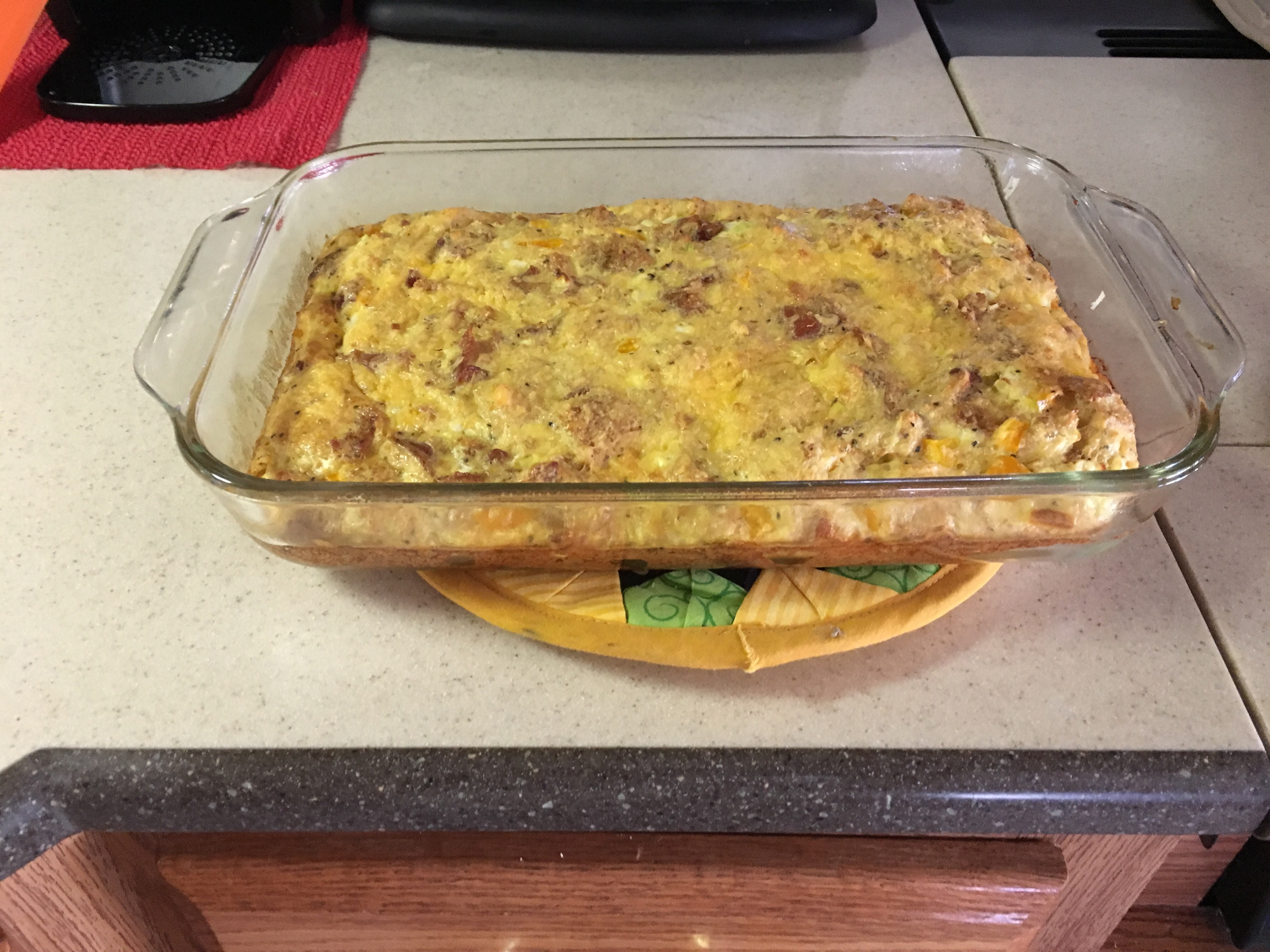 Super Easy Egg Casserole Cookie52