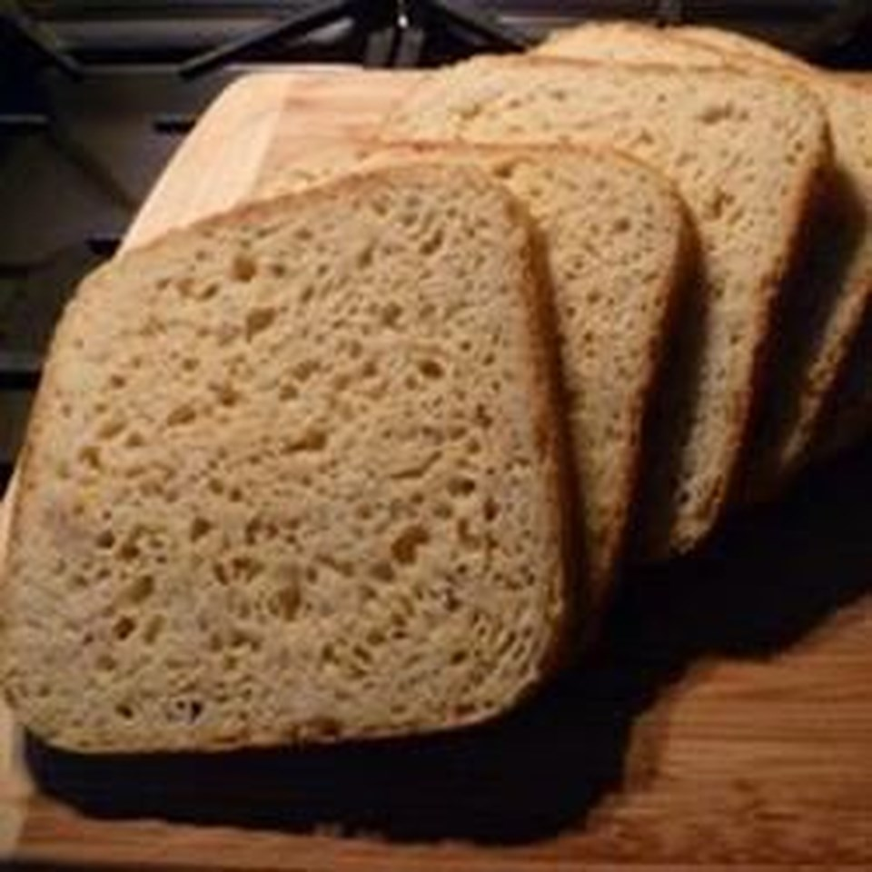 Gluten-Free Bread in a Bread Machine
