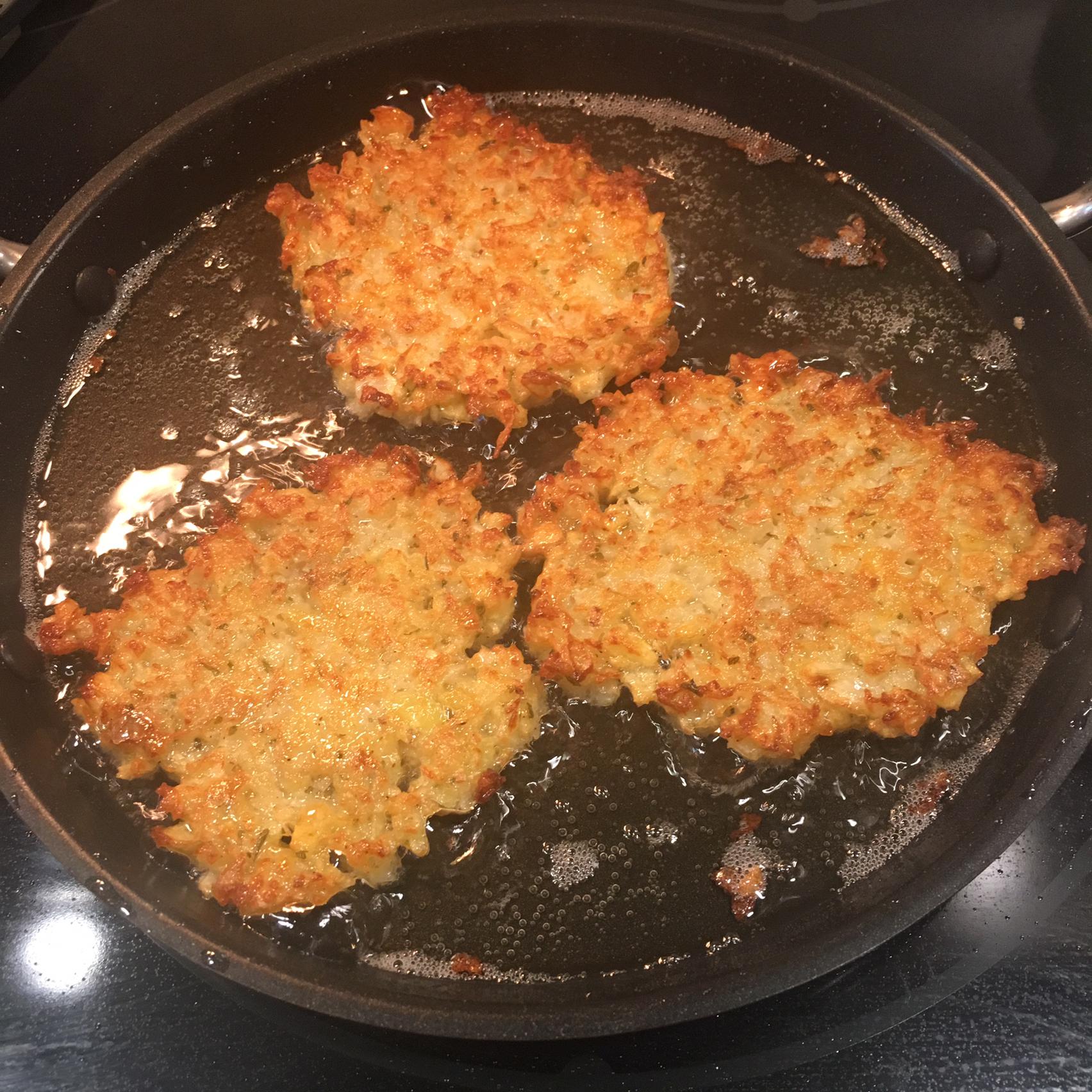 Potato Pancakes I