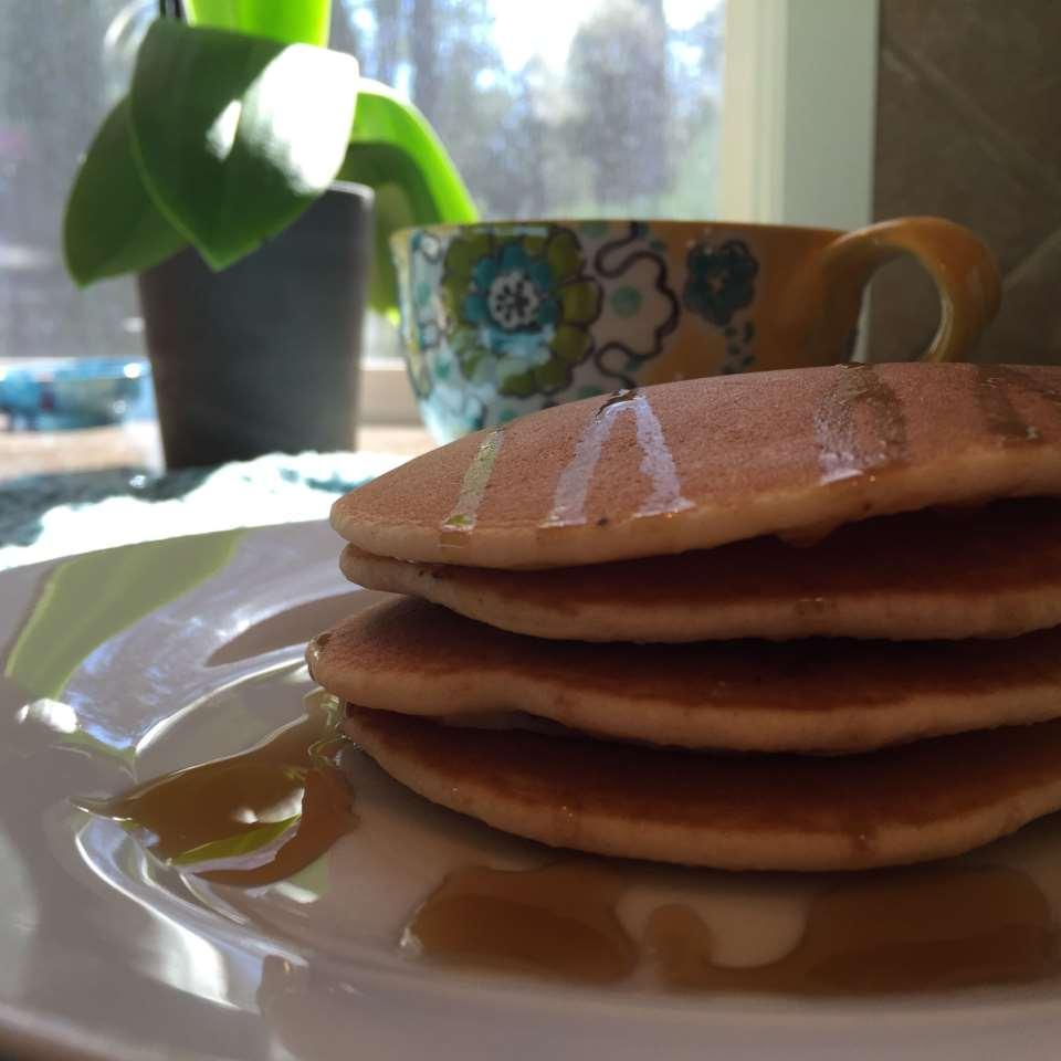 Fluffy Gluten-Free Pancakes Fioa