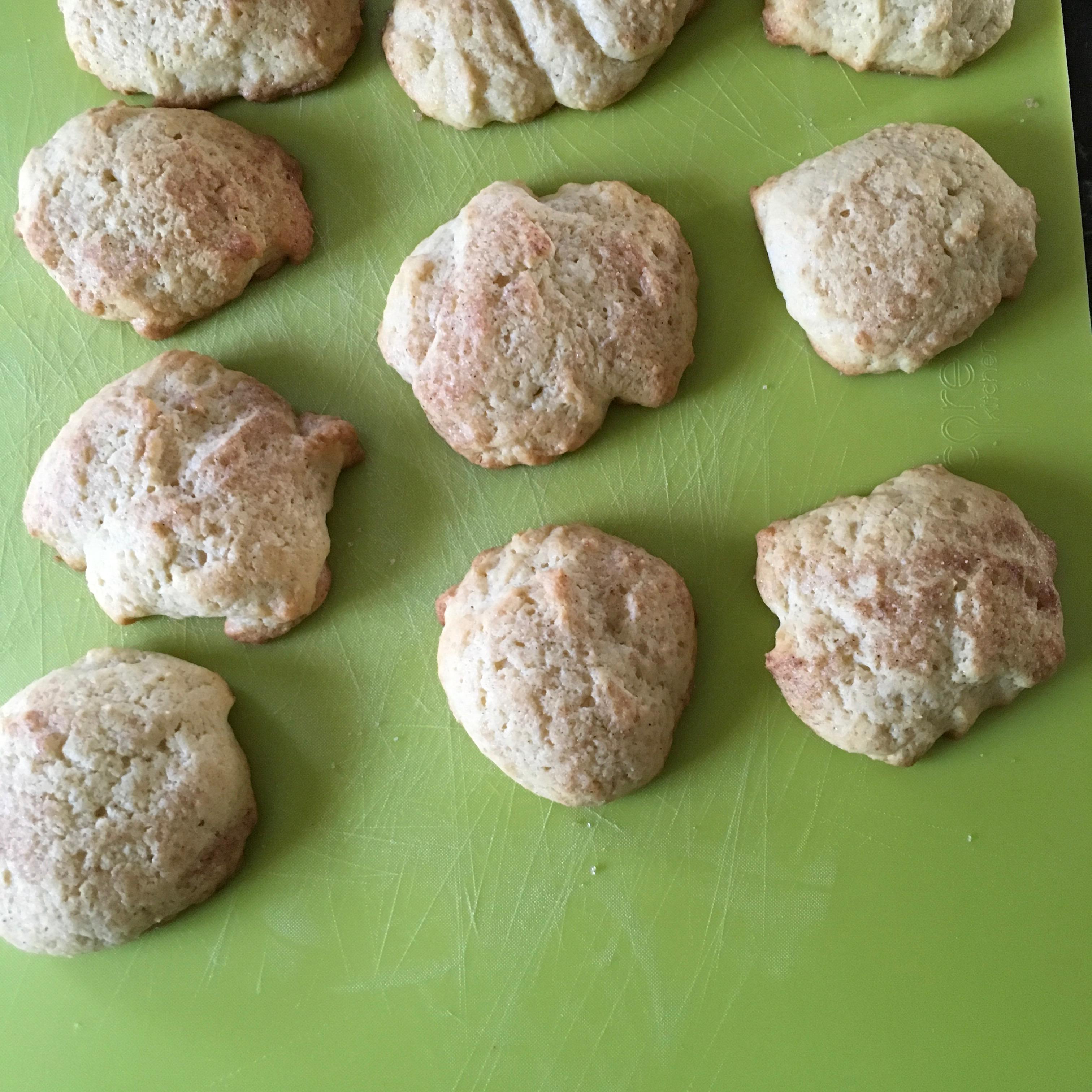 Sour Cream Raisin Cookies Fred James Matzie