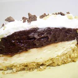 Chocolaty Peanutty Pie Maureen Worman