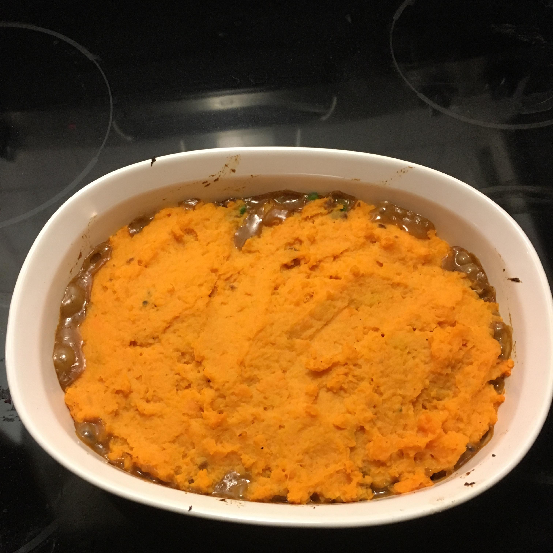 Sweet Potato Shepherd's Pie Genny Morrison