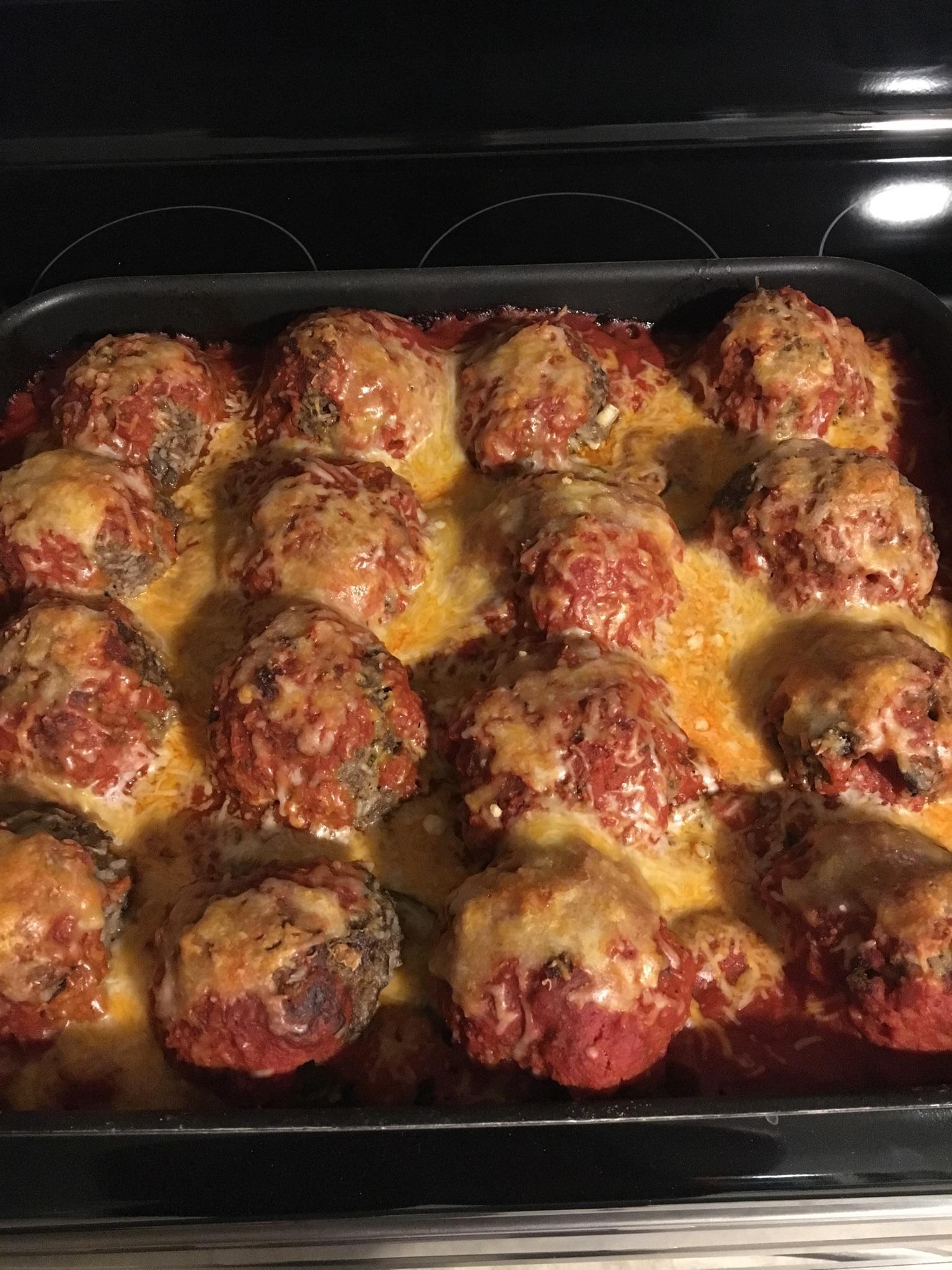 Melinda's Porcupine Meatballs Stacy Gillett