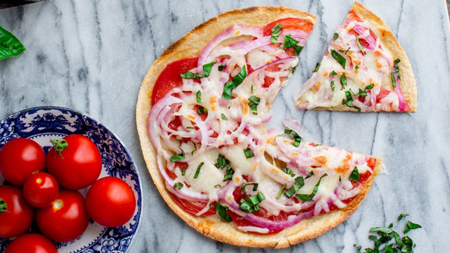 Quick Toaster-Oven Pizza Allrecipes Trusted Brands