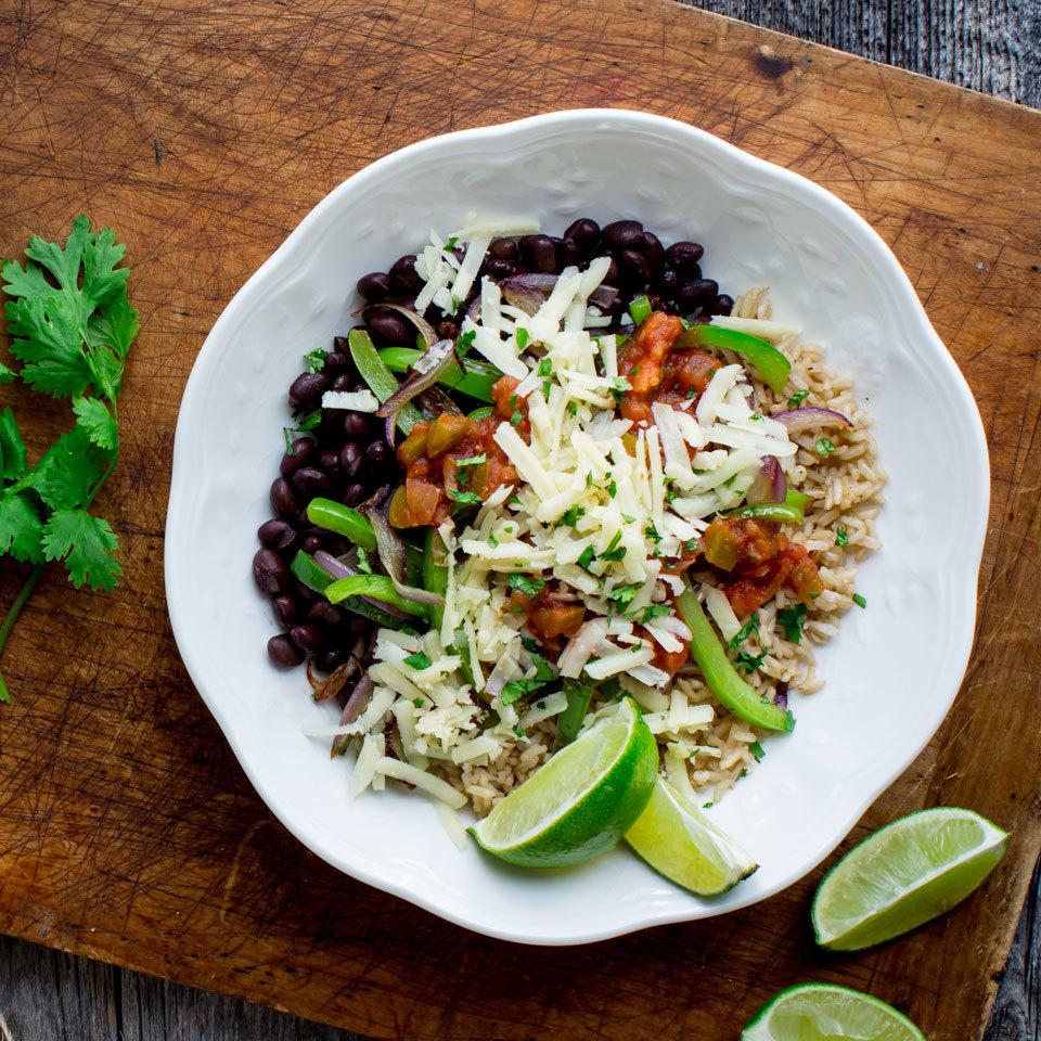 Bean & Veggie Taco Bowl Trusted Brands
